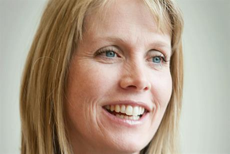 Sarah Warby: marketing director at Sainsbury's