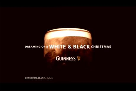 Diageo: launches 2m Christmas campaign for Guinness