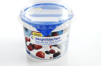 Weight Watchers partners with Dairy Crest to launch reduced-fat cream