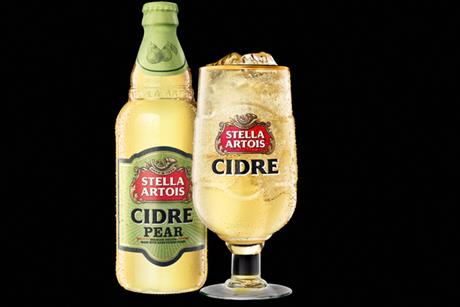 Stella Artois Cidre Pair: new cider variant launching in June