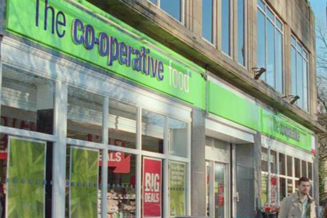 Co-operative: Launching on online grocery business