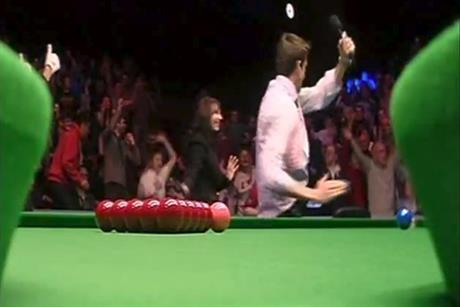 World Snooker: Harlem Shake
