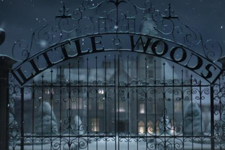 Littlewoods: The retailer took a traditional position for its Christmas campaign