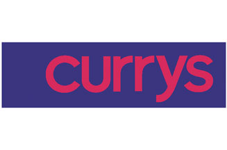 Currys tests new logo and store design
