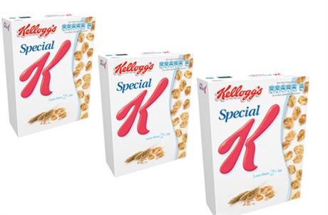 Brand barometer: Social media performance of Special K