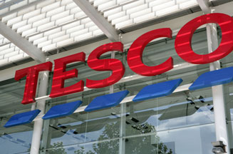 Tesco and hard discounters return to growth