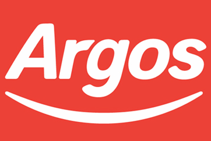 Argos: identity by The Brand Union