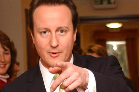 Does David Cameron have your industry in his sights?
