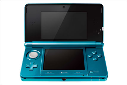 Nintendo: 3DS games console launch in Europe delayed