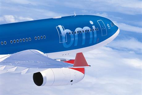 BMI: acquired by IAG for £172.5m from Lufthansa