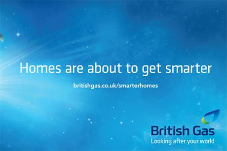 British Gas: £4m technology campaign