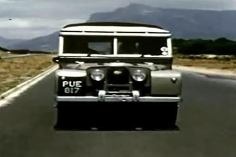 Land Rover: first brand campaign recounts company's 65-year history