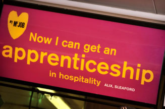 Brands like McDonald's and Reckitt Benckiser build awareness with employees and consumers