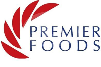 Premier Foods: set to offload its meat-free division