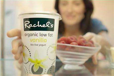 Rachel's: organic dairy brand is extending its digital activity