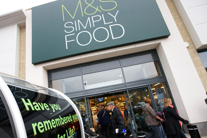 M&S launches on mobile web