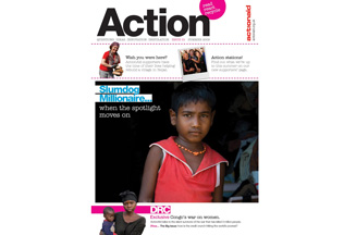 ActionAid relaunches supporter magazine