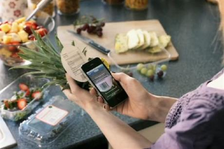 Tesco: beeping ad boosts use supermarket's mobile service