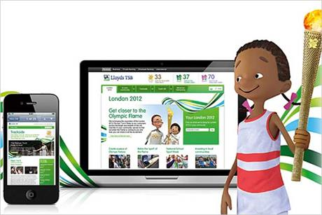 LBi's digital work for Lloyds TSB