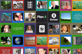 Marks & Spencer creates 'virtual patchwork quilt' for Copenhagen Climate Summit drive