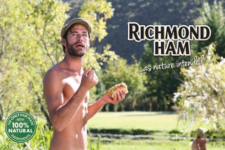 Richmond Ham: nude farmer TV ad to air next week