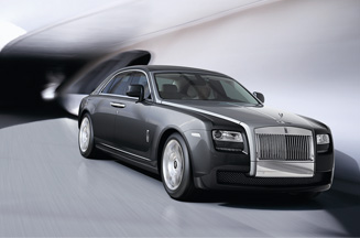 Rolls-Royce launches Ghost with global marketing drive