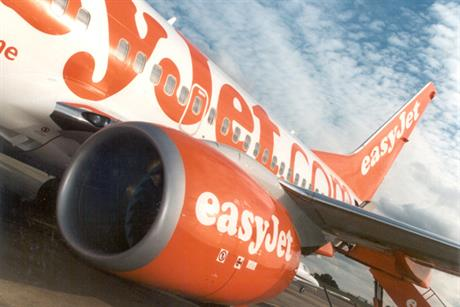 EasyJet: 50m brand campaign starting to pay dividends says budget carrier