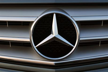 Brand barometer: Social media performance of Mercedes-Benz