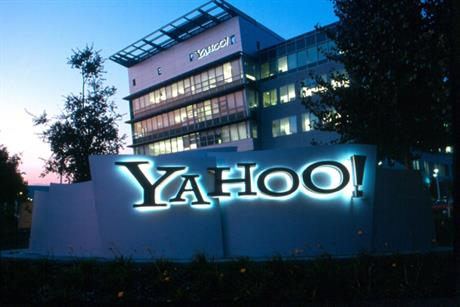 Yahoo: chief executive required