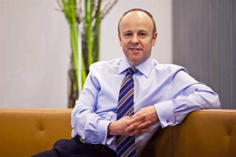 Martin George, managing director of group development, Bupa