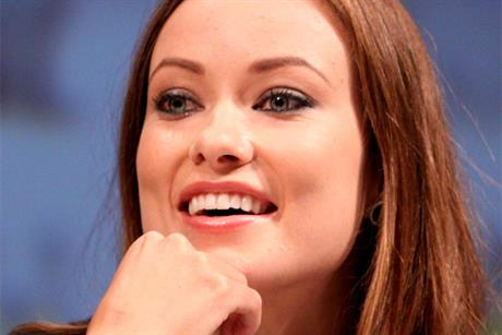 Olivia Wilde: joins the Revlon 'family' (picture credit: Gage Skidmore)