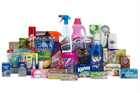 Reckitt Benckiser has 17 global 'powerbrands'