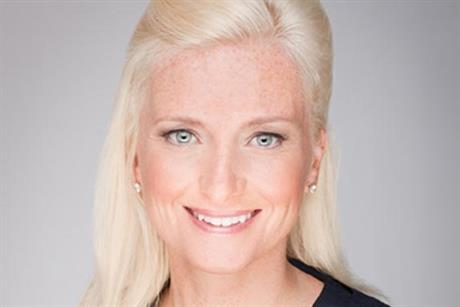 Carolyn Everson: vice-president, global marketing solutions for Facebook