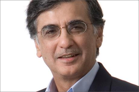 Harish Manwani: Unilever's new chief operating officer