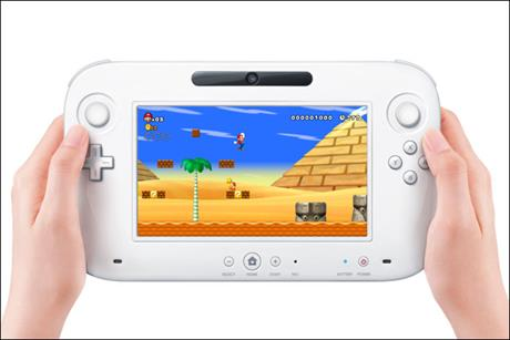 Wii U: Nintendo's latest console set for November release in the UK