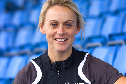 Jenny Meadows: pocket rocket signs deal with Spar UK