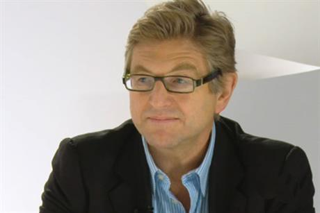 Keith Weed: global chief marketing officer of Unilever