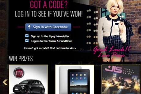 Lipsy: customer rewards drive promotes Pixie Lott-designed collection