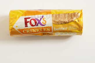 Northern Foods to invest £26.5m in Fox's Biscuits brand