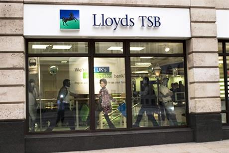 Lloyds: cutting 15,000 jobs as it bids to boost Halifax brand