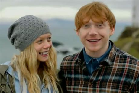 VisitEngland 2012 - Rupert Grint - Marketing Communications