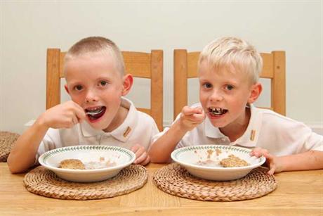 Weetabix: dropping child ambassador activity