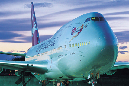 Virgin Atlantic: calls launch date for low-carbon fuel