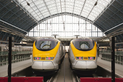 Eurostar: looking beyond promotion of fares to destinations