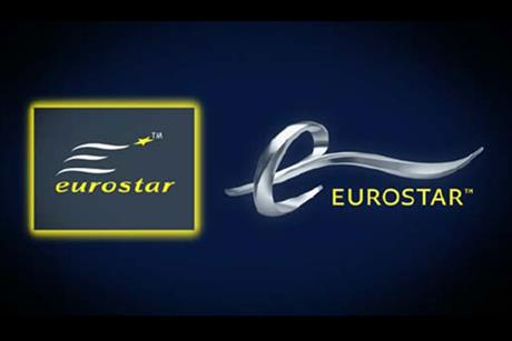 Eurostar: unveiled a new brand identity