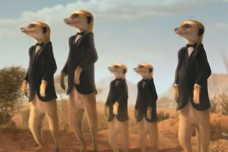 Renault: unveils meerkat campaign for the Koleos