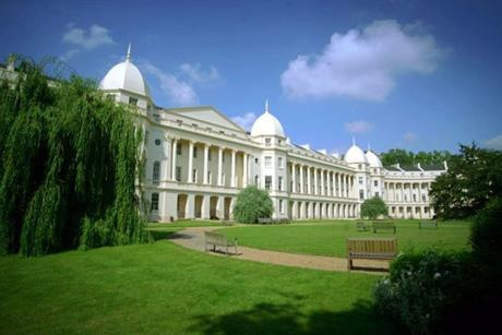 London Business School: plans to promote its education programme to students and corporate buyers