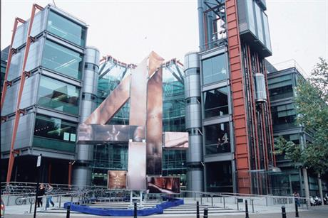 Channel 4: earned 100m in ad revenue last month