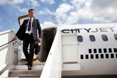 CityJet: hands pan-European ad account to Beta