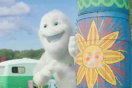 Surf: Unilever fabric conditioner introduces brand character Surfy